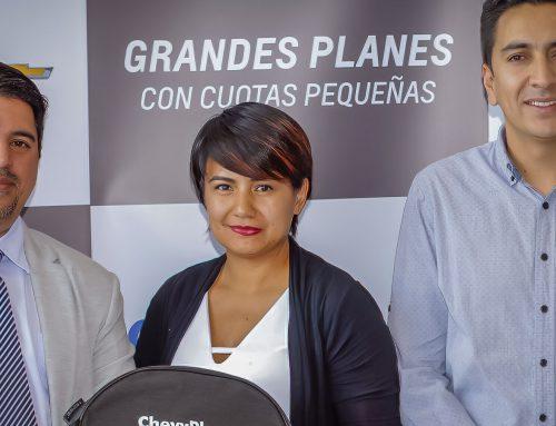 FotoNoticia – Nuevos autos entregados en Ibarra gracias a ChevyPlan
