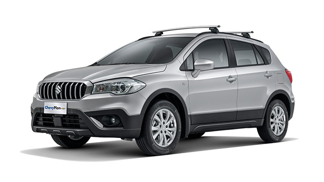 S-Cross 4x2 TM