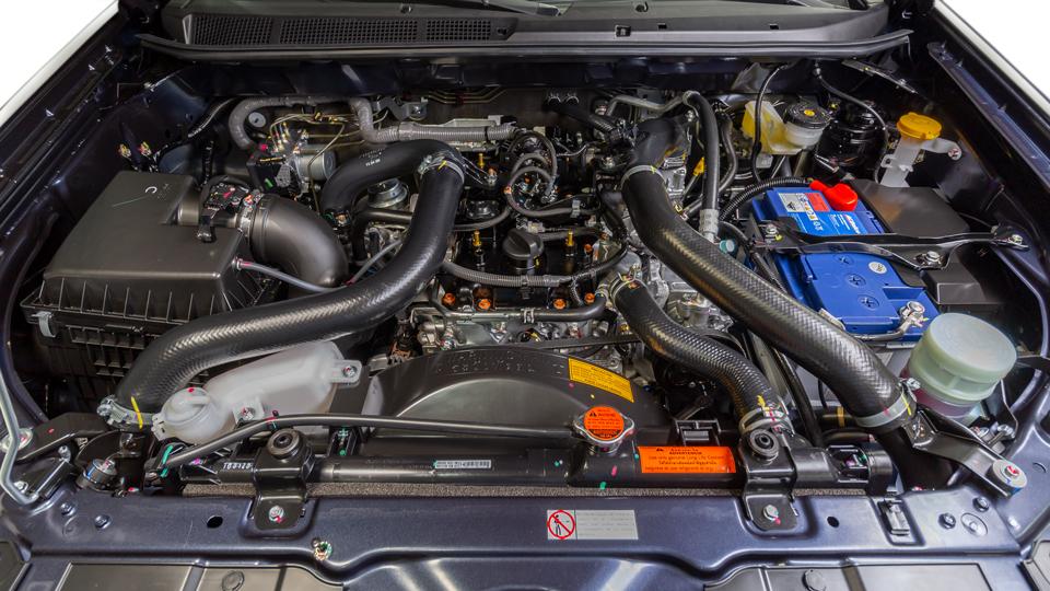 Motor CDRI