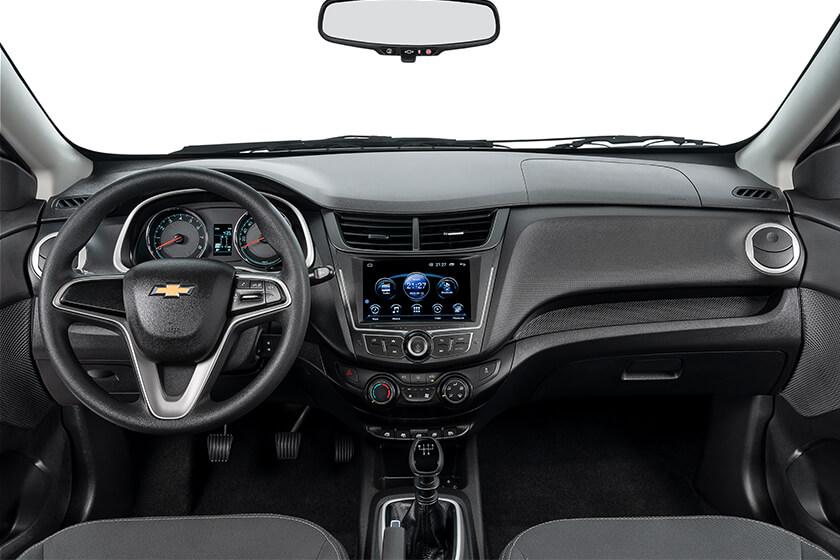 Chevrolet Sail en ChevyPlan, detalle interior
