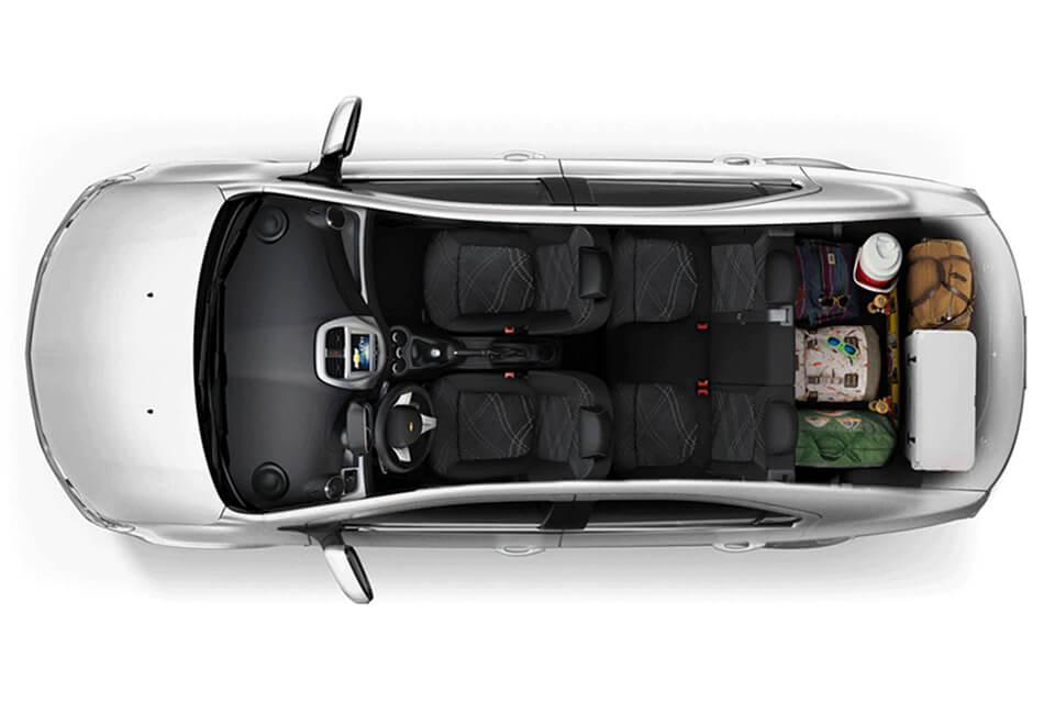 Chevrolet Beat en ChevyPlan, detalle interior