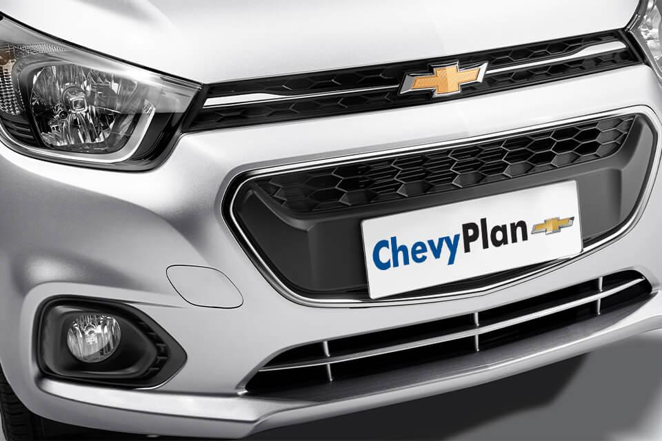 Chevrolet Beat en ChevyPlan, detalle exterior