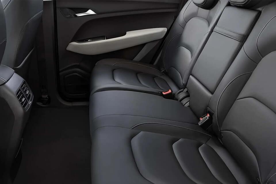 Chevrolet Captiva en ChevyPlan, detalle interior