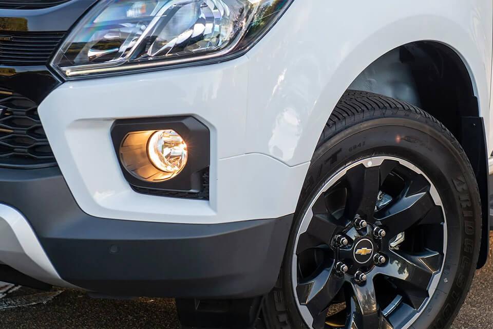 Chevrolet Colorado en ChevyPlan, detalle exterior