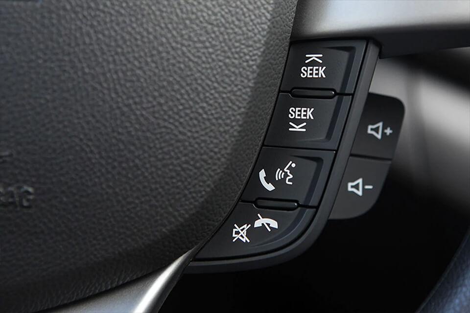 Chevrolet Spark GT en ChevyPlan, detalle interior