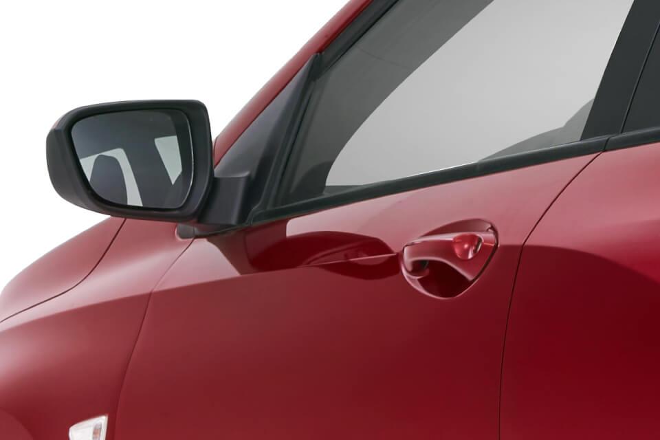Chevrolet Onix RS en ChevyPlan, detalle exterior