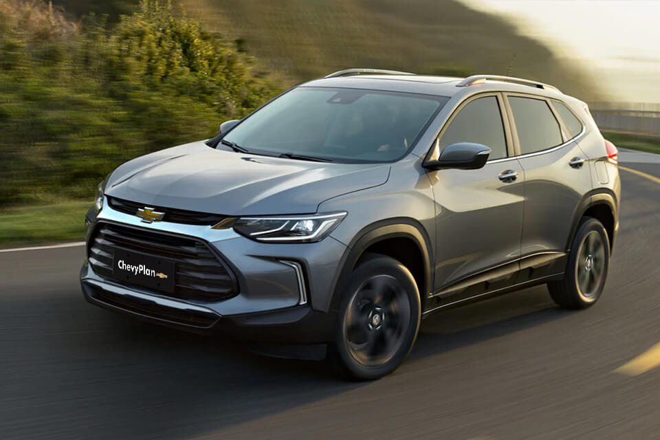 Chevrolet Tracker Turbo en ChevyPlan, exterior