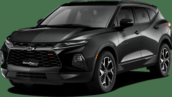 Obtén tu Chevrolet Blazer RS con las cuotas más bajas con ChevyPlan