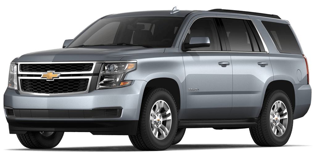 Obtén tu Chevrolet Tahoe con las cuotas más bajas con ChevyPlan
